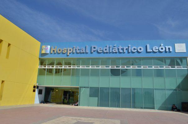 Crecerá hospital pediátrico para 2018