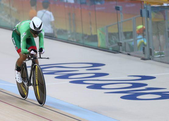 Cierra con un sexto puesto; Prado compitió en la Copa del Mundo de Ciclismo en Chile