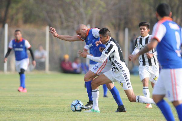 """¡Se """"prendió"""" La Presita! Golearon a la Selección Romita por 5-3"""