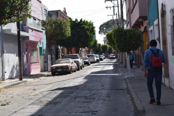 Extienden Ruta del Peatón a Barrio de San Juan de Dios