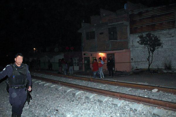 Investigan crimen en el barrio de San Miguel