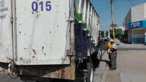 Empresas recolectoras de basura incrementan costos para 2018