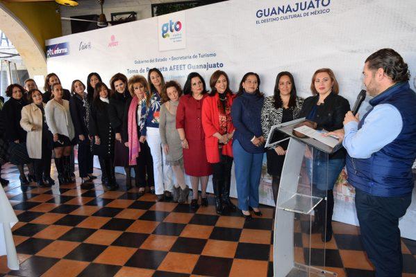 Se consolidan mujeres en el sector turismo en Guanajuato