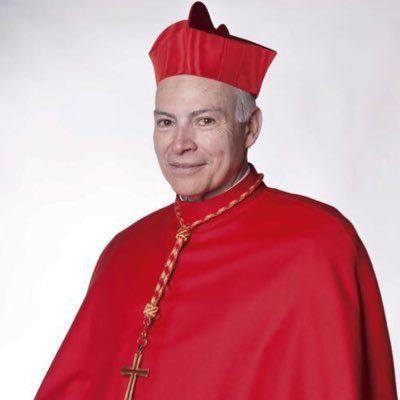 Papa nombra al Cardenal Carlos Aguiar Retes Arzobispo Primado de México