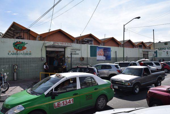 Renuevan instalaciones en el mercado Carro Verde