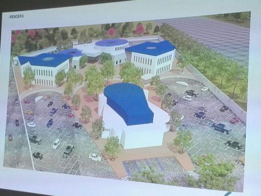 Construirán centro de seguridad pública y parque urbano en polígono Las Joyas