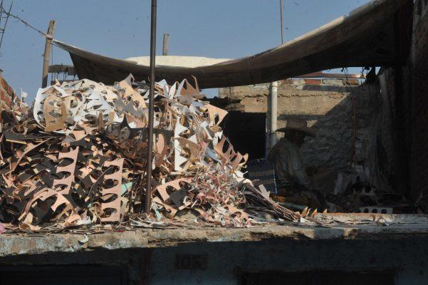 Generan empresas de calzado más de 8 mil toneladas anuales de residuos