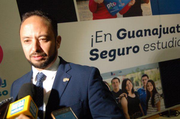 Crecerá Educafin para beneficio de estudiantes guanajuatenses
