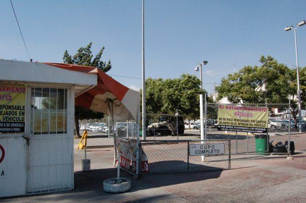 Coinciden ediles en que Gobierno del Estado no opere nuevo estacionamiento en polígono Poliforum
