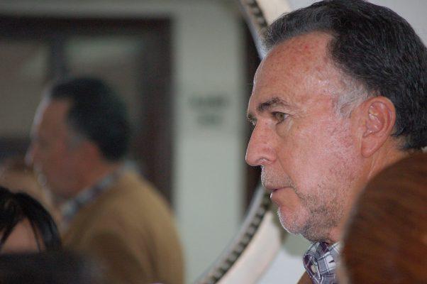 En contra Carlos Medina de Ley de Seguridad Interior