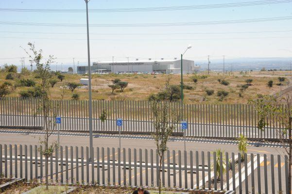 Se proyecta nuevo parque industrial El Saucillo al sur del municipio