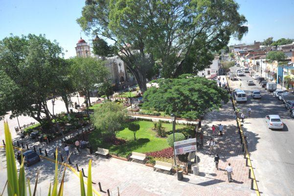 """Extenderán """"Ruta del Peatón"""" al Barrio Arriba y El Coecillo"""