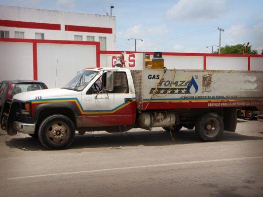 Trabaja gasera en León sin restricciones