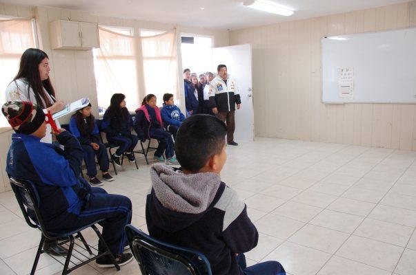 Ingudis brinda nuevos ojos a alumnos de secundaria