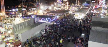 Más de 724 mil asistentes registró la Feria en su primer fin de semana
