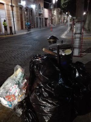 Calle Madero, escaparate de descuido y desidia de leoneses