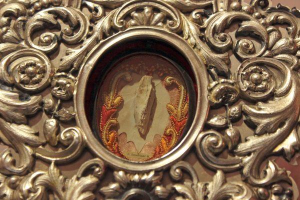 La historia de la reliquia de San Sebastián, un pedazo de la antigua Roma en León