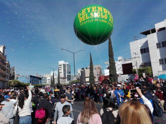 Celebra León 442 años de su fundación