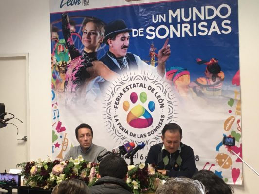 La Feria de las sonrisas registra 2 millones 300 mil visitantes