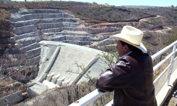 Sapal listo para retomar obra del Zapotillo: Miguel Márquez