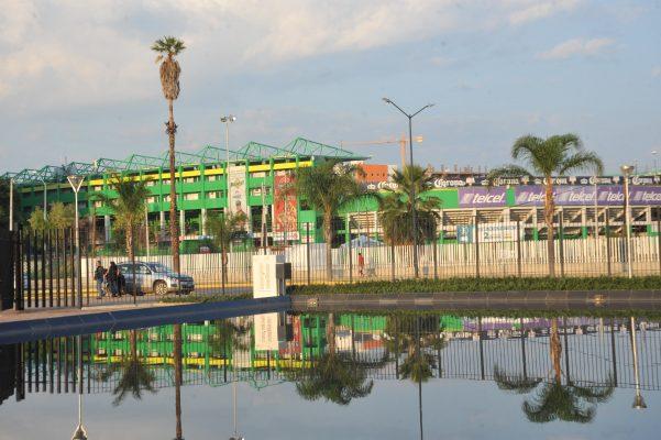 Nuevo estadio, en manos del Gobierno Estatal