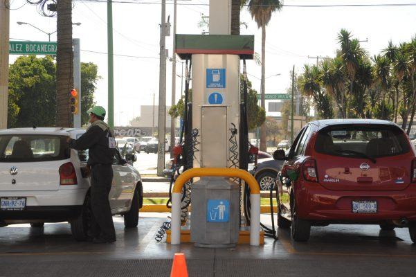 Inconformes empresarios gasolineros