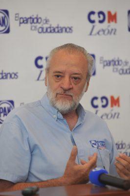 """En Breve – El PAN no está """"para caprichitos"""": Dirigente municipal"""