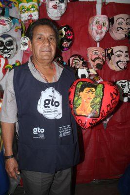 Arte en papel mache; de San Miguel de Allende para el mundo