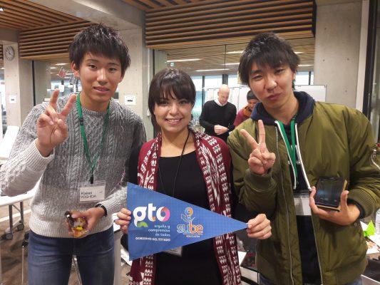 Guanajuatense regresa de Intercambio en Japón