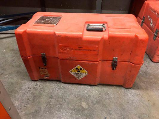 Roban fuente radioactiva en Santa Ana del Conde