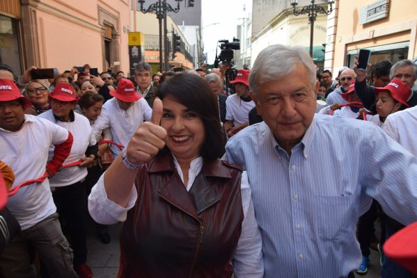 Morena llegó a Guanajuato pisando fuerte
