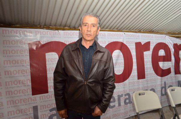Gerardo Fernández Arreola competirá por candidatura de Morena a la alcaldía