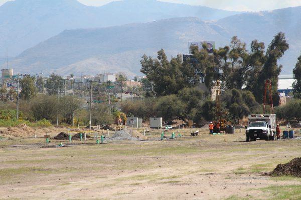 City Park no tiene restricciones federales