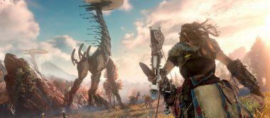 Horizon: la tierra ya no nos pertenece y derrotar máquinas a lo Schwarzenegger