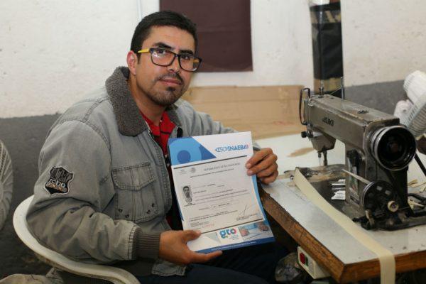 Reduce en Guanajuato el rezago educativo