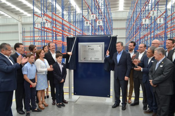 Inauguran el Gto Logistics Center