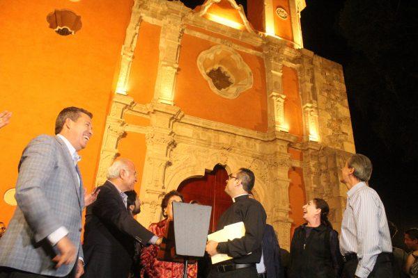 Vuelven a la vida templos del Coecillo y San Juan de Dios