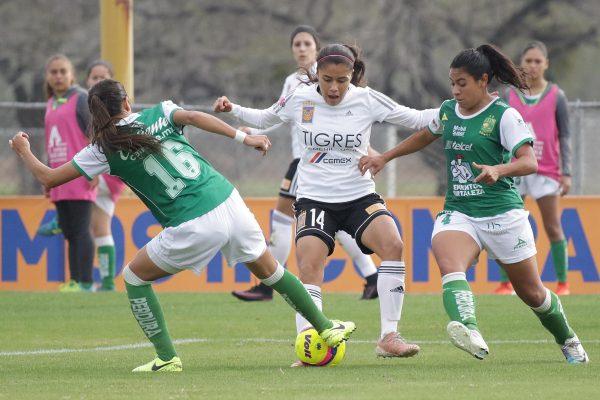 León sigue sufriendo en la Liga MX Femenil