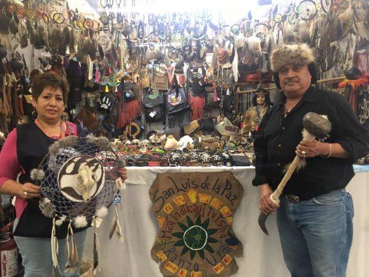 Recupera tradiciones de la cultura chichimeca
