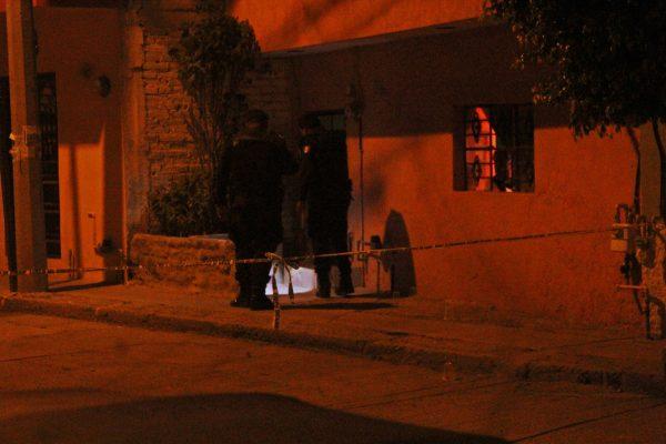 Investigan balacera en Los Olivos