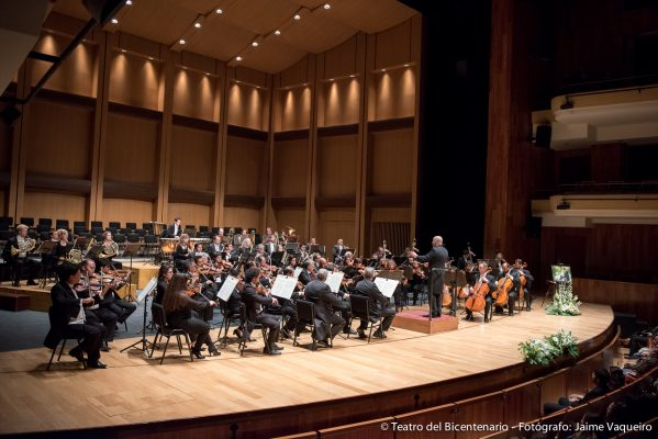 OSUG; una orquesta digna de admiración por su belleza musical