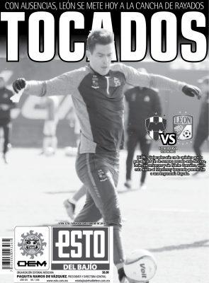 Edición digital ESTO del Bajío – sábado 03   febrero   2018
