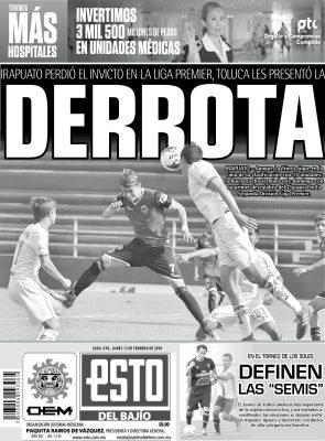 Edición digital ESTO del Bajío – lunes 12 | febrero | 2018
