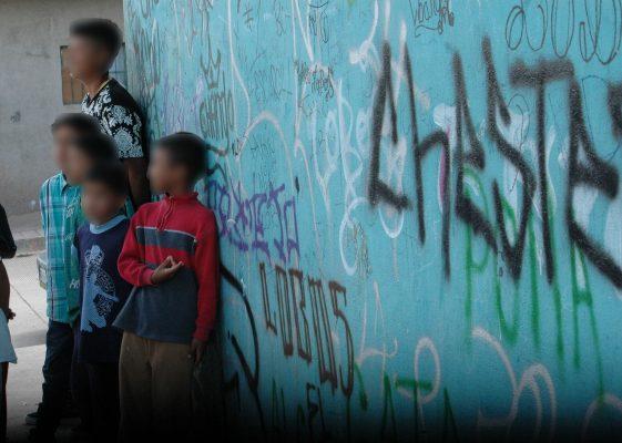 Inhalantes atrapan a los niños en la adicciones