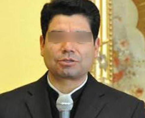 Inicia juicio contra Padre Jorge Raúl Villegas