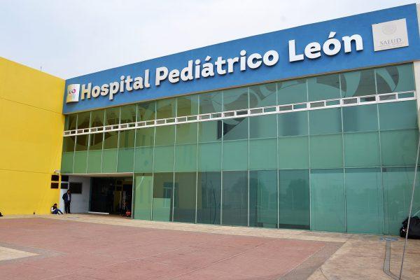 Amplía Hospital Pediátrico su cobertura