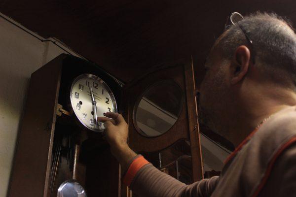 Más de dos décadas dedicandole su amor a la relojería