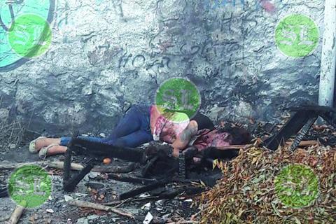 Continúa sin identificar hombre encontrado sin vida en San Martín