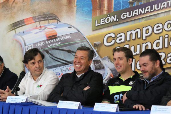 El Rally México vivirá una histórica decisión este 2018