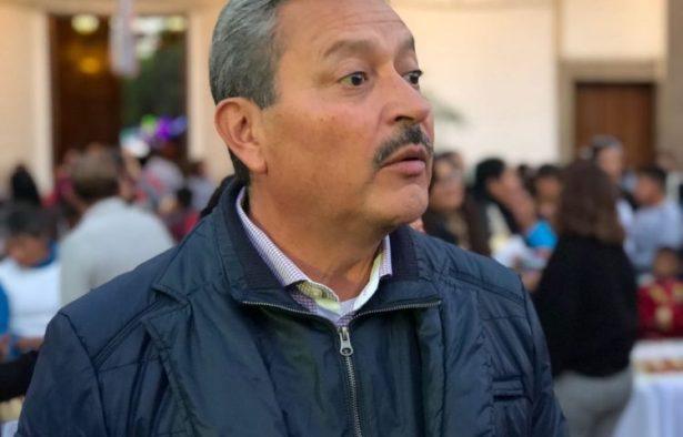 Alcalde de Irapuato se registra como precandidato